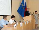 Пресс-конференция по итогам IV Международных лингвистических курсов. Открыть в новом окне [78 Kb]