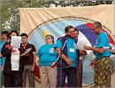 Международный молодежный лагерь 'Соседи-2009'. Открыть в новом окне [81 Kb]