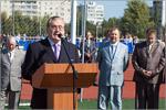 Глава города Оренбурга Юрий Мищеряков. Открыть в новом окне [78Kb]