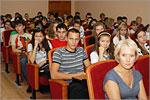 Встреча с иностранными студентами. Открыть в новом окне [63 Kb]