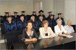 Вручение магистерских дипломов. Открыть в новом окне [76Kb]
