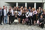 Студент ОГУ на форуме Япония и Россия – взгляд в будущее. Открыть в новом окне [84 Kb]