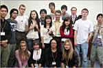 Студент ОГУ на форуме Япония и Россия – взгляд в будущее. Открыть в новом окне [86 Kb]