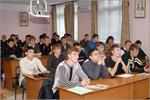 Встреча Павла Рыкова со студентами ЭЭФ. Открыть в новом окне [79 Kb]