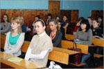 Встречи компании 'Росгосстрах – Поволжье' со студентами. Открыть в новом окне [74 Kb]