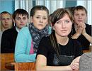 Встречи компании 'Росгосстрах – Поволжье' со студентами ОГУ. Открыть в новом окне [52 Kb]