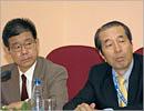 Оиси Сохей и Ивамото Сигеру. Открыть в новом окне [49 Kb]