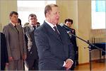 Ректор ОГУ Владимир Ковалевский. Открыть в новом окне [82Kb]