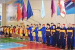 Открытие спортивно-оздоровительного комплекса 'Звезда'. Открыть в новом окне [93Kb]