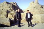 Древняя крепость Сауран. Открыть в новом окне [97Kb]