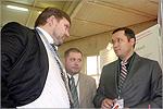 Обсуждение проекта с губернатором Кировской области Н.Белых. Открыть в новом окне [96Kb]