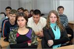 Встреча студентов ОГУ с сотрудниками Пограничного управления. Открыть в новом окне [78Kb]