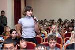 Встреча Пера Карлсена со студентами ОГУ. Открыть в новом окне [70Kb]