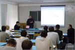 Встреча студентов и сотрудников АКИ с профессором Виктором Павловым. Открыть в новом окне [90 Kb]