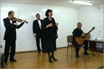 Концерт-лекцию ведет музыковед Л.Б. Дьякова. Открыть в новом окне [83 Kb]