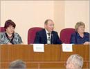 Международный научно-практический семинар 'Диалог культур: евразийский опыт и региональная специфика'. Открыть в новом окне [59 Kb]