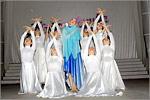 Народный коллектив эстрадного танца 'Жемчужинка'. Открыть в новом окне [76Kb]