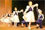 Народный коллектив эстрадного танца 'Жемчужинка'. Открыть в новом окне [74Kb]