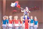Народный коллектив эстрадного танца 'Жемчужинка'. Открыть в новом окне [71Kb]