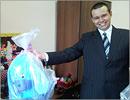 Реализация проекта 'Вернуть детство' в Оренбургской области. Открыть в новом окне [79 Kb]