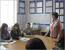 Встреча с выпускниками Зареченской средней школы. Открыть в новом окне [89 Kb]
