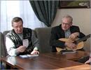 Геннадий Коняхин и Геннадий Шиндяев. Открыть в новом окне [80 Kb]