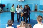 Волонтеры исполнили песню 'День Победы'. Открыть в новом окне [79 Kb]