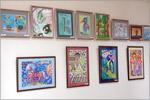 Выставка 'Мир глазами детей'. Открыть в новом окне [85 Kb]