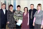 Сотрудники ОГУ с педагогами Бузулука. Открыть в новом окне [76 Kb]