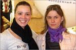 Диана Морозова и Елена Плеханова. Открыть в новом окне [78Kb]