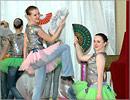 Выступление творческих коллективов ДК 'Россия'. Открыть в новом окне [82 Kb]