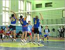 Соревнования по волейболу. Открыть в новом окне [93 Kb]