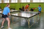 Соревнования по настольному теннису. Открыть в новом окне [92 Kb]
