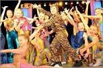 Отчетный концерт народного коллектива эстрадного танца 'Жемчужинка'. Открыть в новом окне [77 Kb]