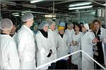 Экскурсия по заводу молочной продукции 'Иволга'. Открыть в новом окне [79 Kb]
