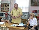 Встреча с оренбургскими поэтами. Открыть в новом окне [86 Kb]