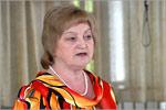Татьяна Петухова, проректор по учебно-методической работе ОГУ. Открыть в новом окне [80 Kb]