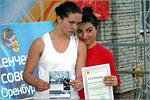 Екатерина Колганова и Офелия Бодалян. Открыть в новом окне [77 Kb]