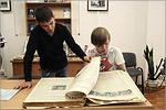 Выставка 'Книга – бесценный дар'. Открыть в новом окне [74 Kb]