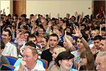 Встреча Юрия Мищерякова со студентами и сотрудниками ОГУ. Открыть в новом окне [79 Kb]