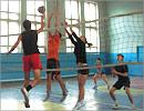 Кубок университета по волейболу среди общежитий. Открыть в новом окне [80 Kb]