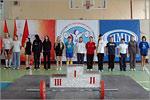Открытие XII чемпионата России по пауэрлифтингу. Открыть в новом окне [77 Kb]
