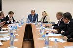 Заседание Совета ректоров вузов Оренбуржья. Открыть в новом окне [76 Kb]