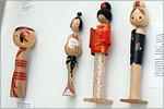 Японские куклы кокэси. Открыть в новом окне [60 Kb]