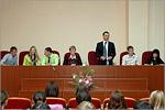 Встреча А. Когана со студентами МАГУ. Открыть в новом окне [78 Kb]