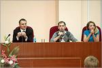 Встреча А. Когана со студентами МАГУ. Открыть в новом окне [92 Kb]