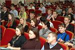 Встреча А. Когана со студентами МАГУ. Открыть в новом окне [91 Kb]