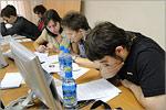 Четвертьфинал чемпионата мира по программированию. Открыть в новом окне [77 Kb]