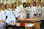 Студенты кафедры профилактической медицины. Открыть в новом окне [77 Kb]