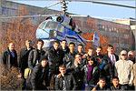 Студенты АКИ в Кумертау. Открыть в новом окне [97 Kb]